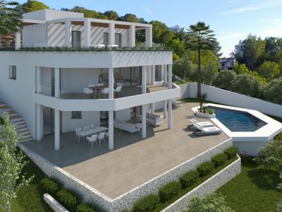 4 Bedroom Villa Javea