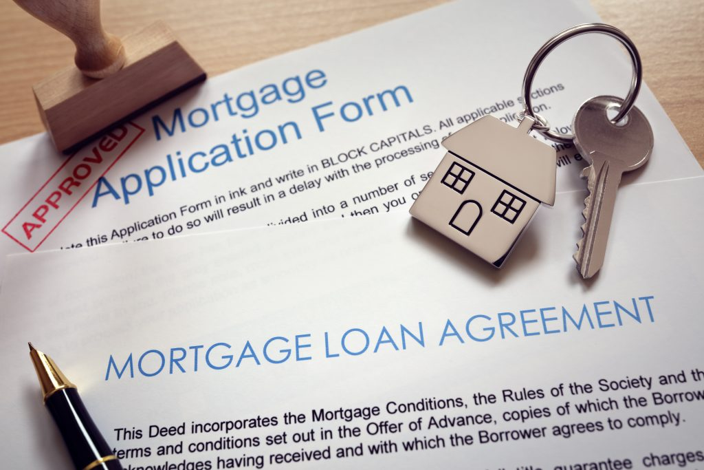 Mortgage Application in Spain