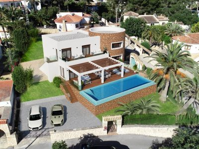 5 Bedroom Villa Moraira
