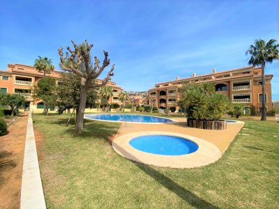 Beautiful 1 bedroom apartment in the port of Javea